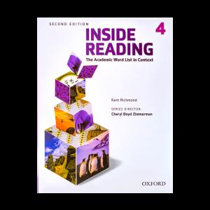 کتاب inside reading 4