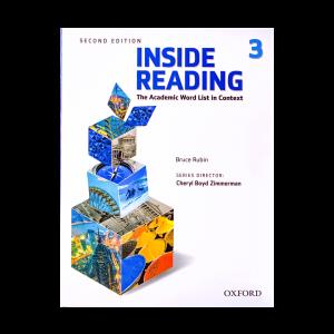 کتاب innside reading 3